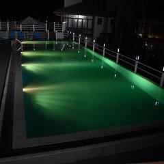 Отель White Villa Resort Aungalla спортивное сооружение