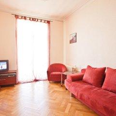 Апартаменты Historic Center Apartment Минск комната для гостей фото 3