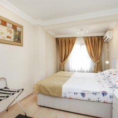 Отель Maya Aparts Номер категории Эконом с двуспальной кроватью фото 7