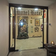 Hotel Marinetto спа