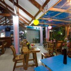 Отель Panpen Bungalow Phuket гостиничный бар