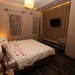 Отель Vila Zeus Албания, Тирана - отзывы, цены и фото номеров - забронировать отель Vila Zeus онлайн комната для гостей фото 4