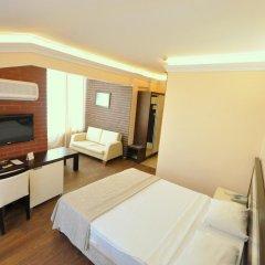 Camyuva Beach Hotel 4* Стандартный номер с двуспальной кроватью фото 15