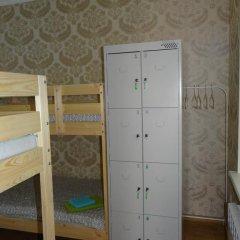 Hostel Dostoyevsky Кровать в общем номере с двухъярусной кроватью фото 9
