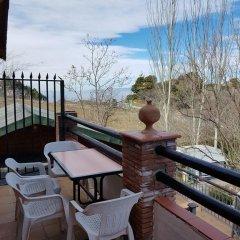 Отель Camping Ruta del Purche Улучшенное бунгало фото 21