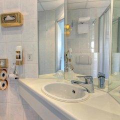 Entrée Hotel Glinde 3* Стандартный номер с 2 отдельными кроватями (общая ванная комната) фото 13