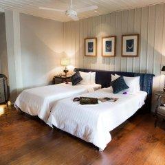 Отель Burasari Heritage Luang Prabang 4* Номер Делюкс с двуспальной кроватью фото 8