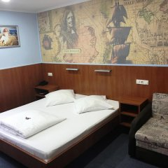 Гостиница Навигатор комната для гостей фото 4