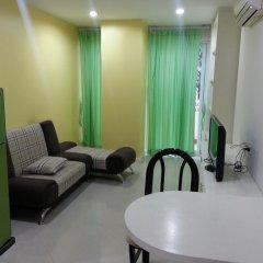 Отель Jada Beach Residence 3* Апартаменты с различными типами кроватей фото 8