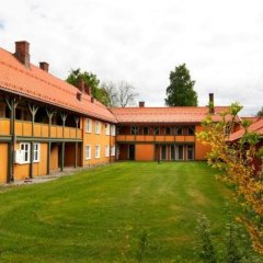 Отель Gamlehorten Gjestegård фото 5