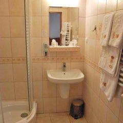 Hotel Topaz Poznan Centrum 3* Стандартный номер с различными типами кроватей фото 4