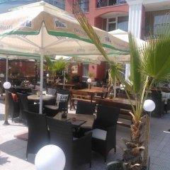 Отель Carina Beach Aparthotel - Free Private Beach питание фото 4