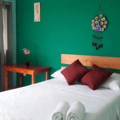 Отель Mansion Giahn Bed & Breakfast Мексика, Канкун - отзывы, цены и фото номеров - забронировать отель Mansion Giahn Bed & Breakfast онлайн комната для гостей фото 4