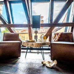 Pest-Buda Hotel - Design & Boutique 4* Представительский люкс с различными типами кроватей фото 12