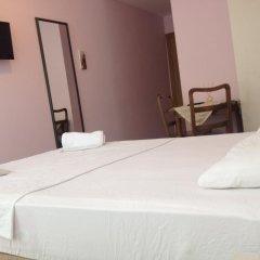 Puffin Hostel Стандартный номер разные типы кроватей