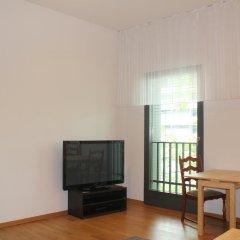 Отель Mainhatten Apartment Германия, Франкфурт-на-Майне - отзывы, цены и фото номеров - забронировать отель Mainhatten Apartment онлайн комната для гостей фото 2