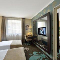 Отель La Prima Fashion Hotel Венгрия, Будапешт - 12 отзывов об отеле, цены и фото номеров - забронировать отель La Prima Fashion Hotel онлайн комната для гостей фото 3