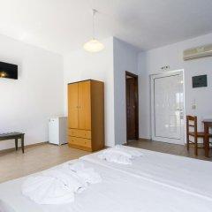 Mediterranean Hotel Apartments & Studios Стандартный номер с различными типами кроватей фото 3