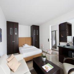 Апартаменты BURNS Art Apartments удобства в номере фото 2