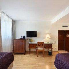 Hotel Am Schubertring 4* Улучшенный номер с различными типами кроватей фото 3