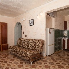 Гостиница Эдем на Красноярском рабочем Апартаменты Эконом с различными типами кроватей фото 7