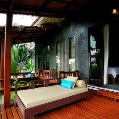 Отель Islanda Hideaway Resort 4* Бунгало с различными типами кроватей