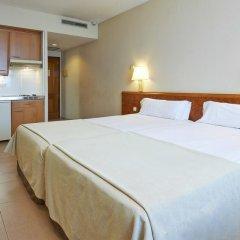 Отель Hesperia Sant Joan Suites 3* Стандартный номер с различными типами кроватей фото 4