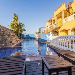 Отель Oasis de Cádiz Испания, Кониль-де-ла-Фронтера - отзывы, цены и фото номеров - забронировать отель Oasis de Cádiz онлайн бассейн фото 2