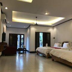 Отель Villa Oasis Luang Prabang 3* Люкс с различными типами кроватей