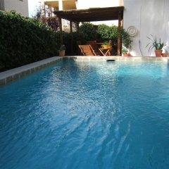 Отель Agi Riu Segre Villa Курорт Росес бассейн
