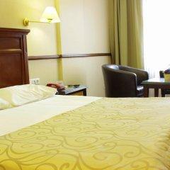 Topkapi Inter Istanbul Hotel 4* Стандартный номер с двуспальной кроватью фото 47