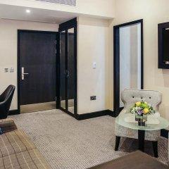 Отель The Westbourne Hyde Park 4* Люкс повышенной комфортности с различными типами кроватей фото 4
