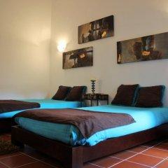 Отель Casa do Adro de Parada Стандартный номер с различными типами кроватей фото 4