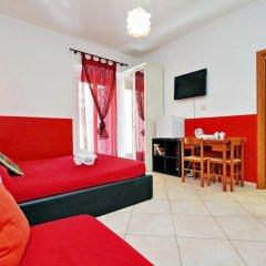 Отель Dandi Domus 2* Стандартный номер с различными типами кроватей фото 6