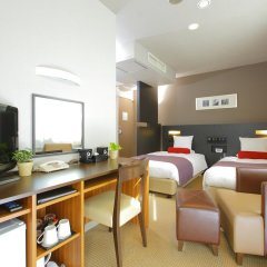 Nishi Shinjuku Hotel MyStays 3* Номер Делюкс с различными типами кроватей