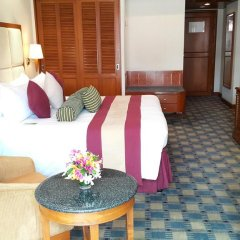 Boulevard Hotel Bangkok 4* Номер Делюкс с разными типами кроватей фото 10