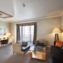 Отель Golden Prague Residence 4* Улучшенные апартаменты с различными типами кроватей фото 20