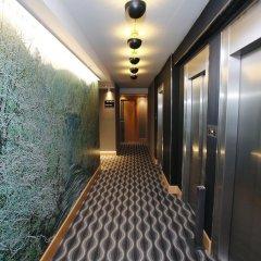 Отель Plaza Испания, Ла-Корунья - отзывы, цены и фото номеров - забронировать отель Plaza онлайн интерьер отеля фото 2