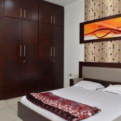 Отель Luxury Inn Апартаменты с различными типами кроватей фото 11