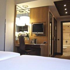 Отель Starhotels Ritz 4* Люкс с различными типами кроватей фото 5
