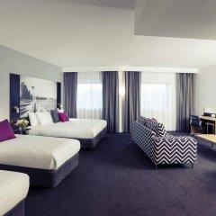 Отель Mercure Newcastle Airport комната для гостей фото 4