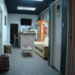 Hostel Old Lab комната для гостей фото 2
