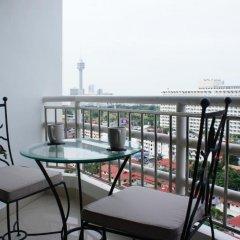 Апартаменты VT 2 - Serviced Apartment балкон