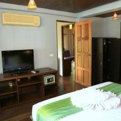 Отель Chaweng Park Place 2* Вилла с различными типами кроватей фото 44
