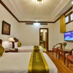 Golden Rice Hotel 3* Номер Делюкс с различными типами кроватей фото 2