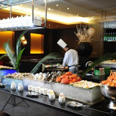 Suzhou Marriott Hotel питание фото 2