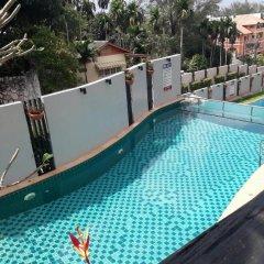 Апартаменты Karon View Apartments бассейн