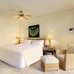 Отель Hilton Mauritius Resort & Spa 5* Номер Делюкс с двуспальной кроватью