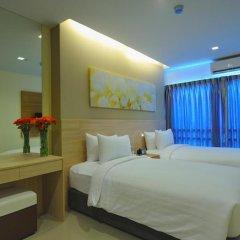 Отель Glow Central Pattaya Паттайя комната для гостей фото 5