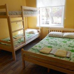 Хостел Квартира 55 Кровать в общем номере с двухъярусной кроватью фото 8